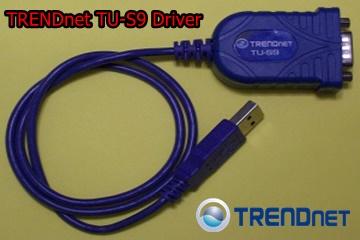 TRENDnet TU-S9 Driver  