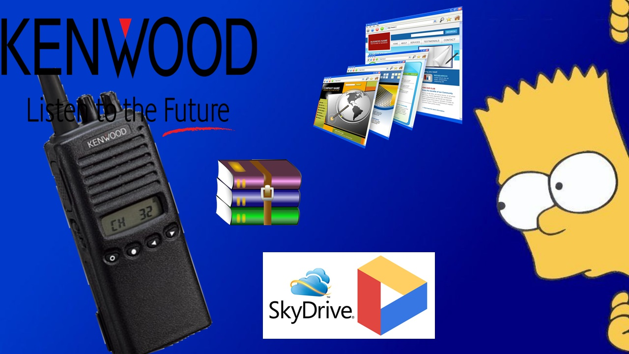 Como Descargar E Instalar Software De Radio Kenwood KPG-56D |